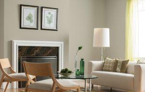 Livingroom-roma-haze-grey-PPG-Paints