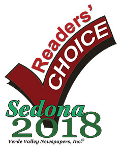 Reader Choice Award 2018 Sedona Paint Center