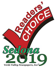 Reader Choice Award 2019 Sedona Paint Center