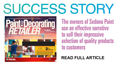 Paint & Decorator Retailer magazine article
